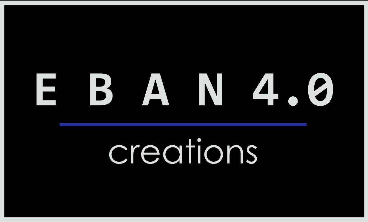 Logo Eban Creations