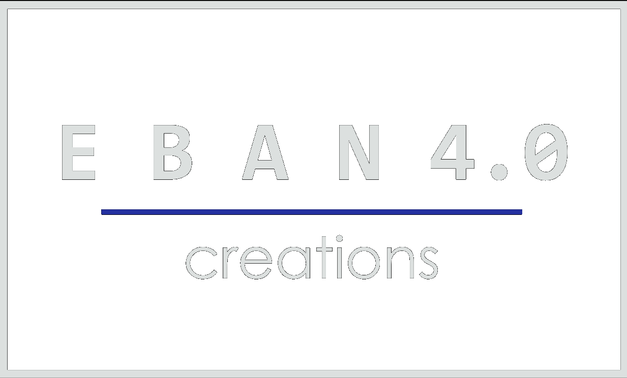 Logo Eban Creations